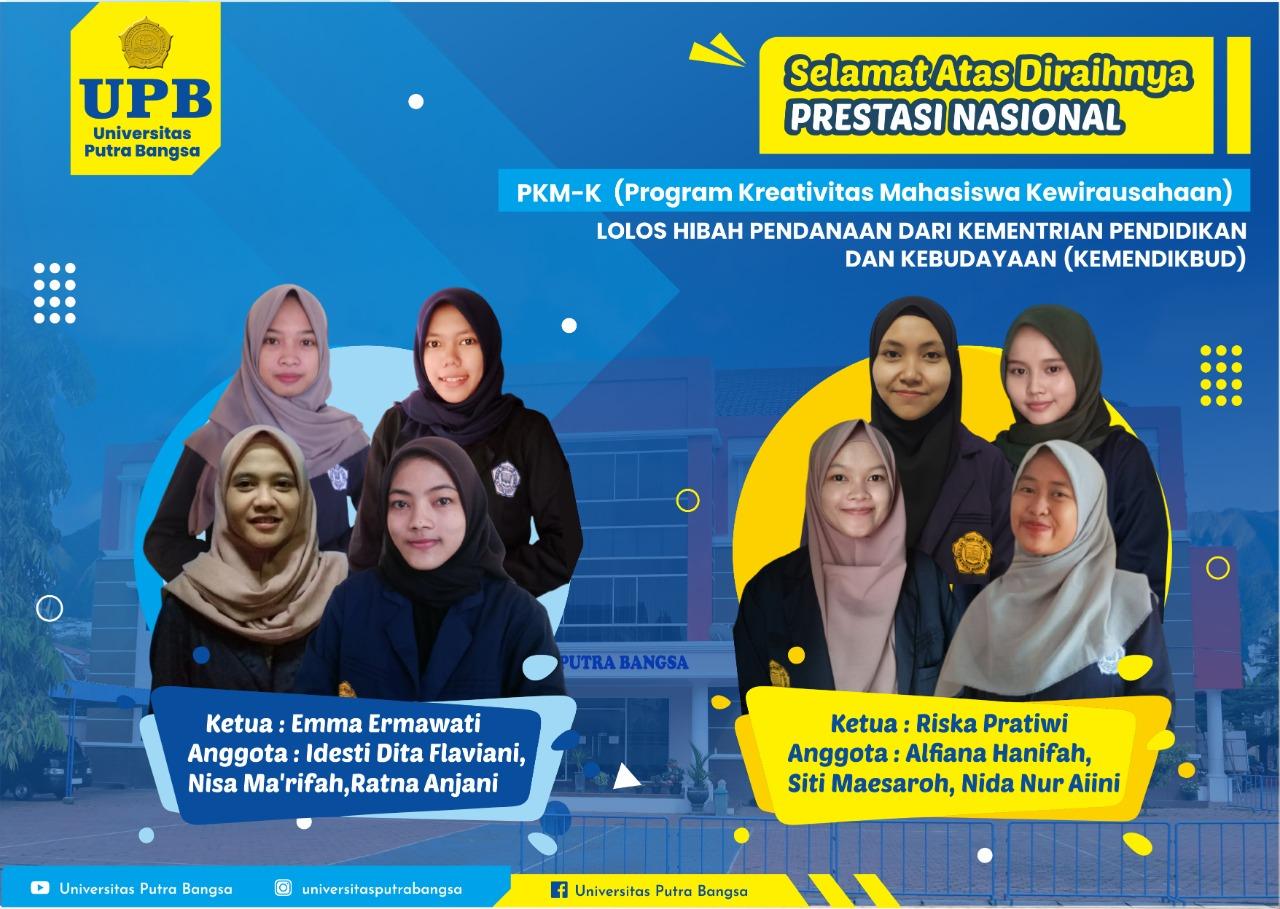 PKM Mahasiswa UPB